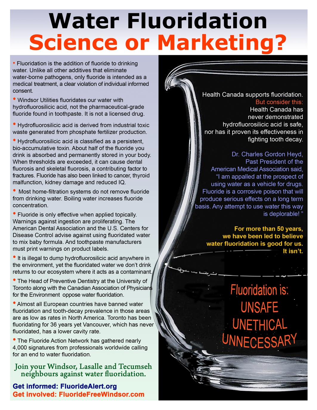the use and effects of fluoridation Read chapter 4 effects of fluoride on teeth: most people associate fluoride with the practice of intentionally adding fluoride to public drinking water su.