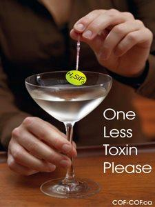 One Toxin Less